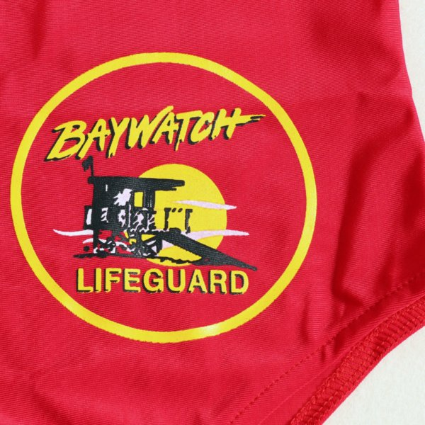 Baywatch Thong One Piece Swimsuit 5